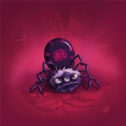 Piste de Dés Spider