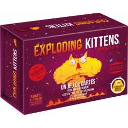 Exploding Kittens (Fr) - Edition Festive