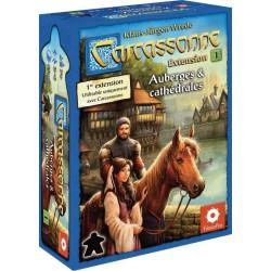 Carcassonne Extension 2 - marchands & Bâtisseurs