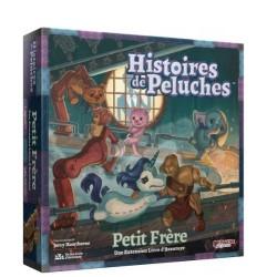 Histoires de Peluches - Petit Frère