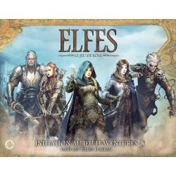 Elfes : Initiation au jeu d'aventures dans les terres d'Arran