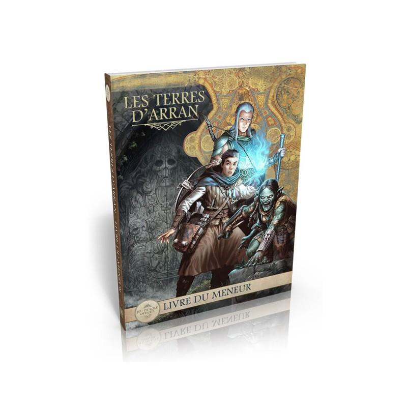 Terres d'Arran - Livre du joueur