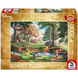 Puzzle 1'000 pièces - Disney Winnie the Pooh