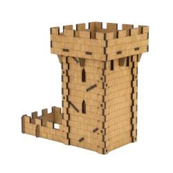 Dice Tower Medieval - Q Workshop