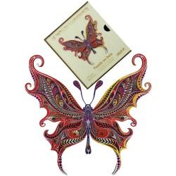 Puzzle créatif - Papillon illusionniste