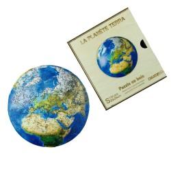 Puzzle créatif - Planète Terra