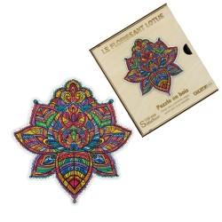 Puzzle créatif - Florissant lotus