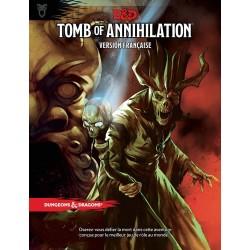 Dungeons & Dragons La tombe de l'annihilation