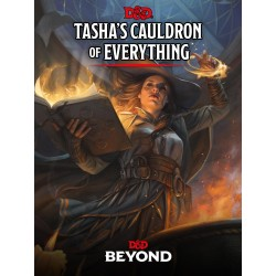 Dungeons & Dragons Tasha's Cauldron of Everything