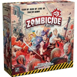 Zombicide 2ème édition