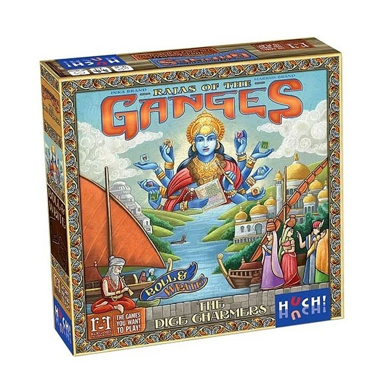 Rajas of the Ganges The Dice Charmers