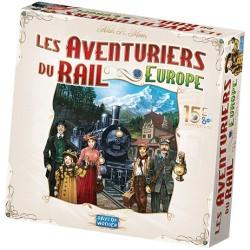 Les Aventuriers du Rail - Europe 15ème anniversaire