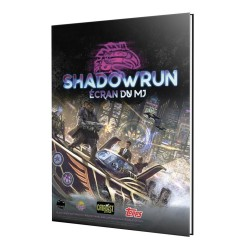 Shadowrun 6ème édition - Ecran du MJ