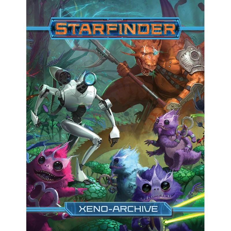 Starfinder - Xéno-Archive