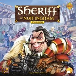 Sheriff of Nottingham 2ème édition