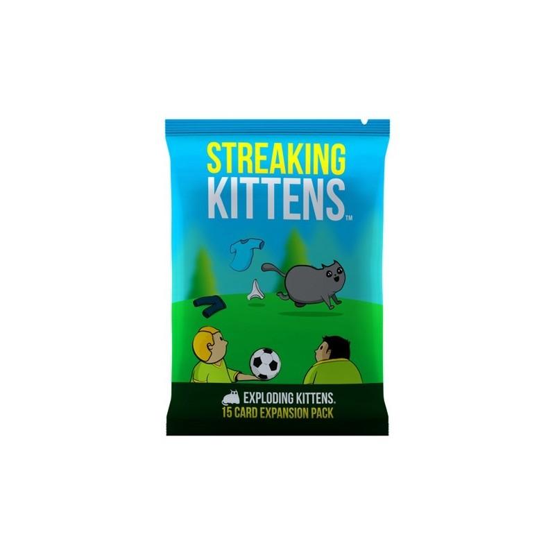 Exploding Kittens (Fr) - Streaking Kittens