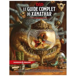 Dungeons & Dragons La guide complet de Xanathar