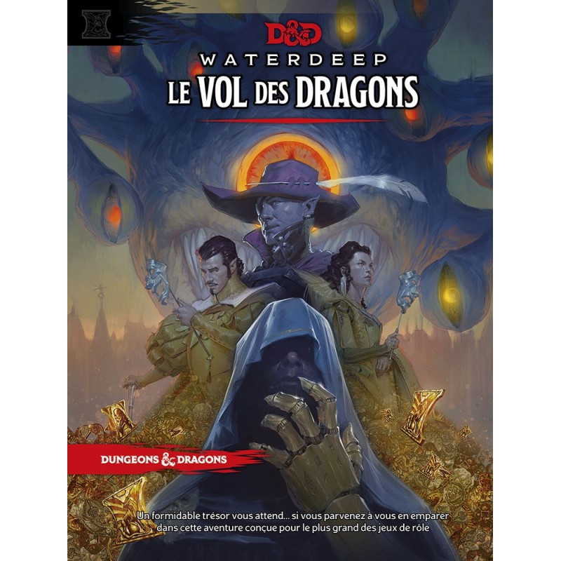 Dungeons & Dragons Waterdeep - Le vol des dragons