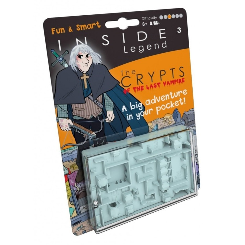 Inside 3 Legend : The Crypts of the Last Vampire