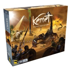 Kemet : Blood and Sand