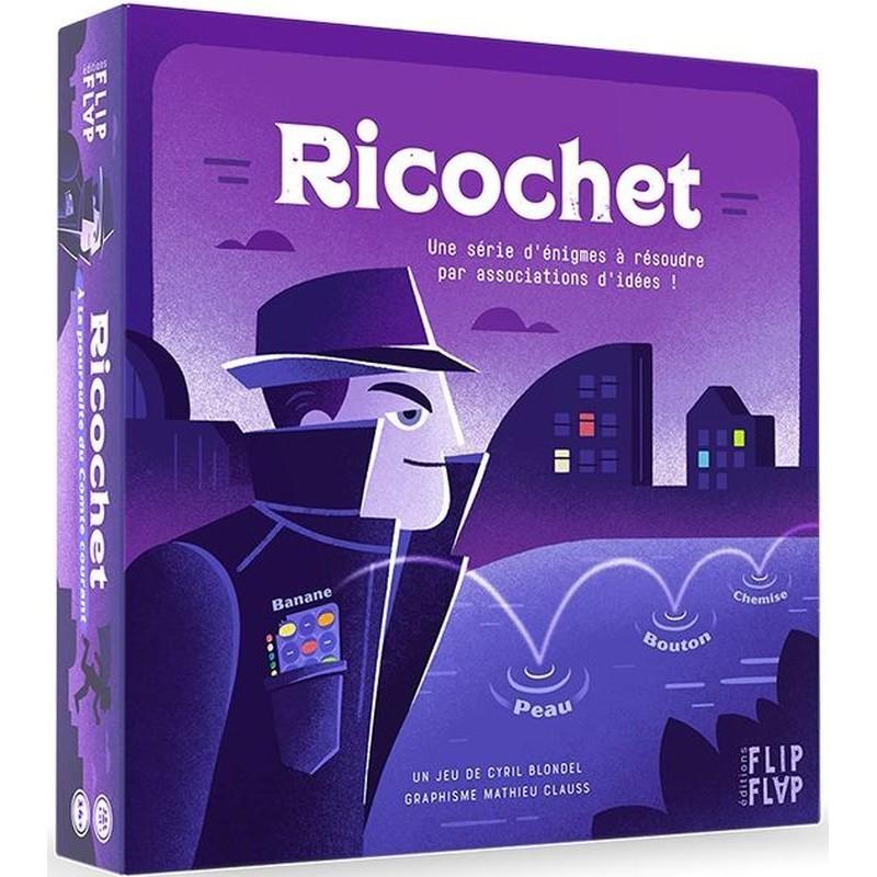 Ricochet - A la poursuite du Comte courant