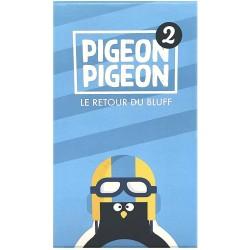 Pigeon Pigeon – Le retour...