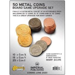 50 Metal Coins – Upgrade...