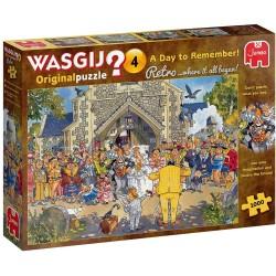 Puzzle 1000 pièces – Wasgij...
