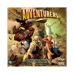 The Adventurers - La pyramide d'Horus