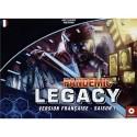 Pandemic Legacy (Boite bleu)