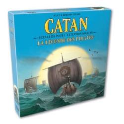Catan - La légende des pirates