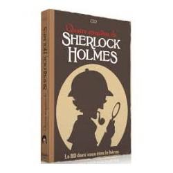 La BD dont vous êtes le héros : Sherlock Holmes