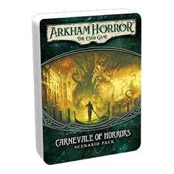 Arkham Horror LCG - Carnevale of Horrors