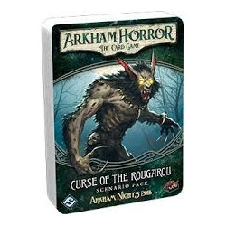 Arkham Horror LCG - Curse of the Rougarou