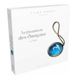 Time Stories - La Prophétie des Dragons