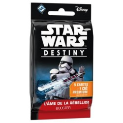 Star Wars Destiny - Booster - Spirit of Rebellion