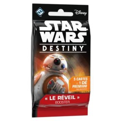 Star Wars Destiny - Booster - Le Réveil