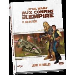 Star Wars Aux confins de l'empire - Livre de règles