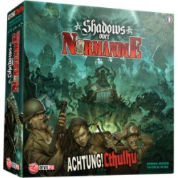 Shadows over Normandie - Achtung Cthulhu