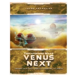 Terraforming Mars - Venus Next (Fr)